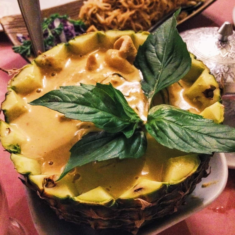 Mengrai Thai Restaurant Review Richmond Amp Ontario St