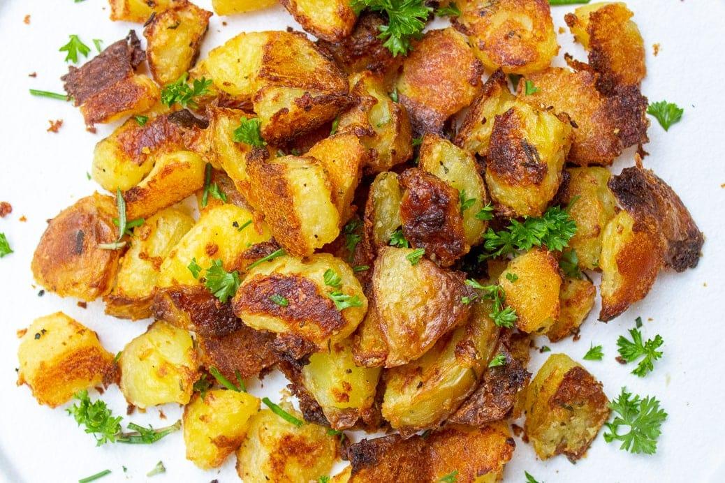 Crispy Oven-Roasted Potatoes