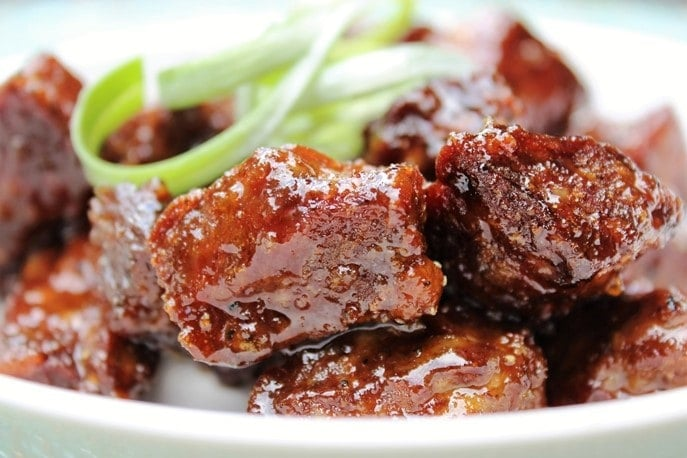 Honey Garlic Beef