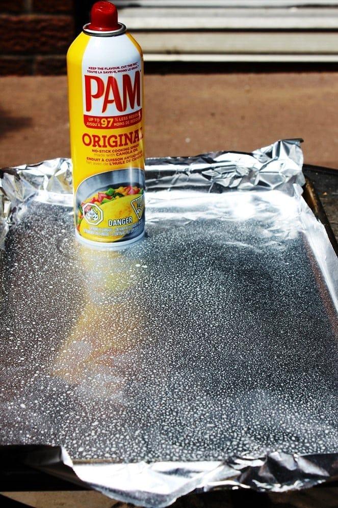 Pam Oil Spray