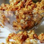 best homemade caramel popcorn