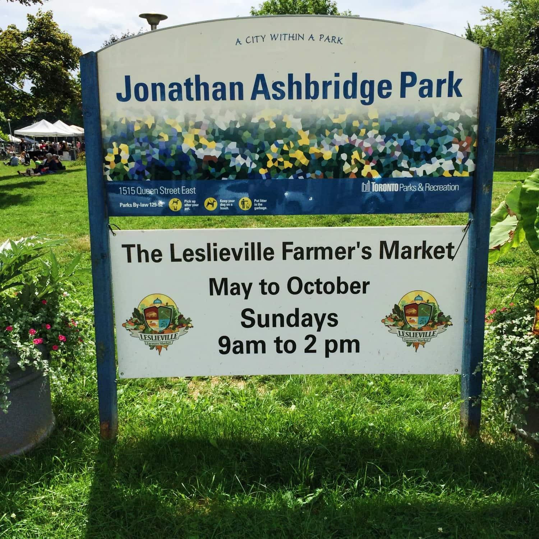 Leslieville Farmers' Market