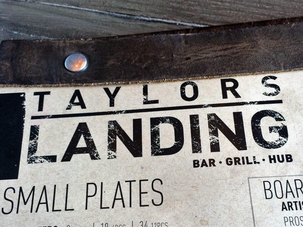 Taylors Landing