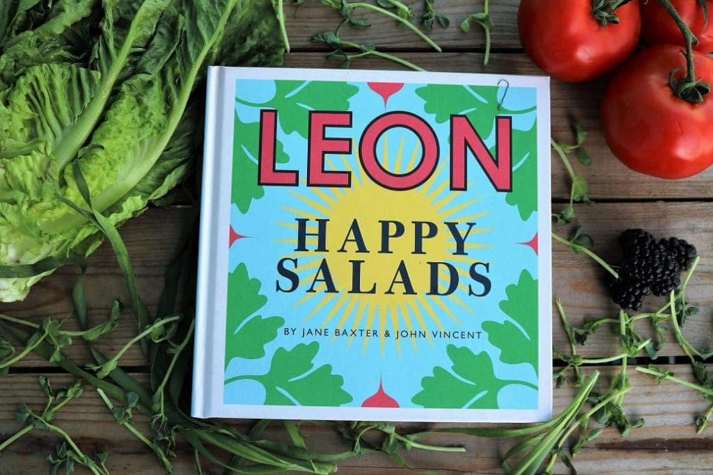 Leon Happy Salads Cookbook review