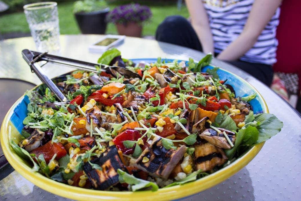 summer patio recipes