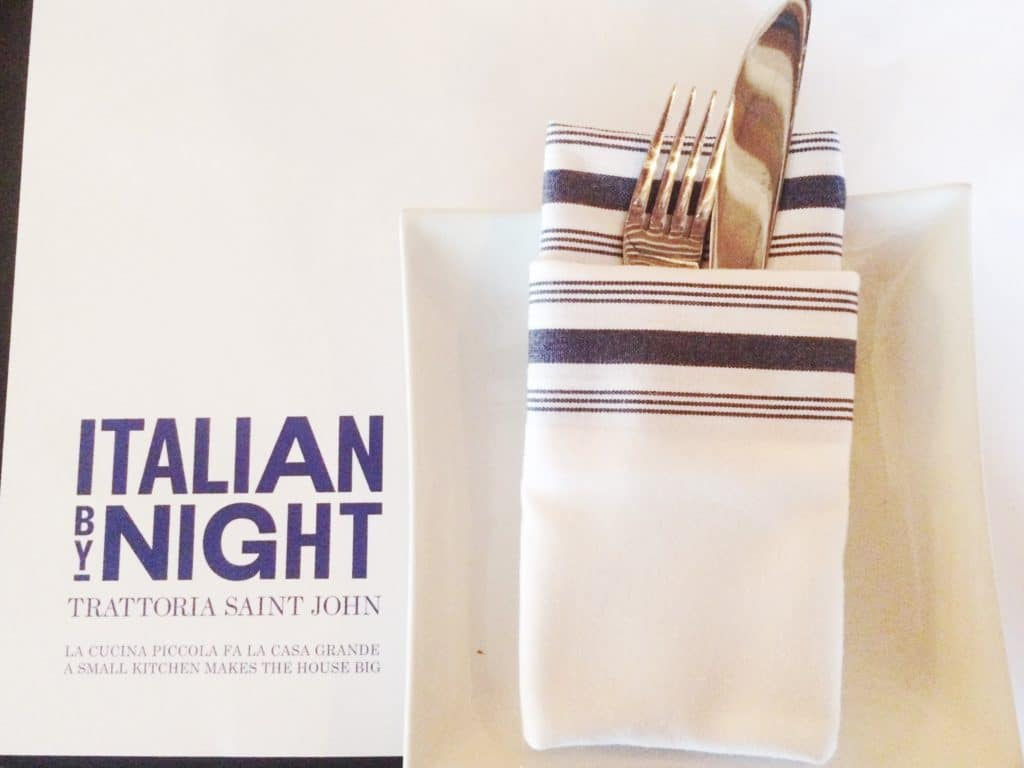 Italian By Night