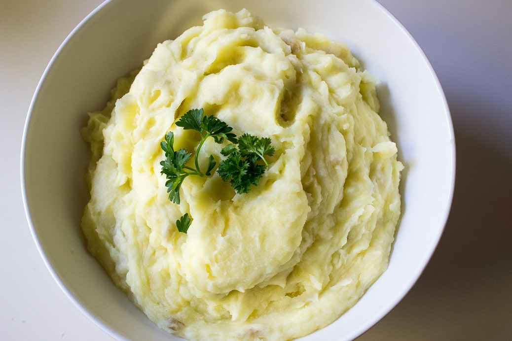Perfect Basic Mashed Potatoes