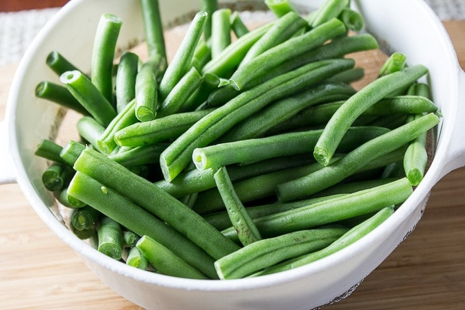 Chinese Stir-Fry Green Beans