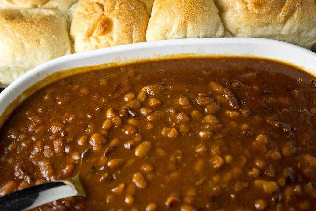 Homemade Baked Beans (Instant Pot)