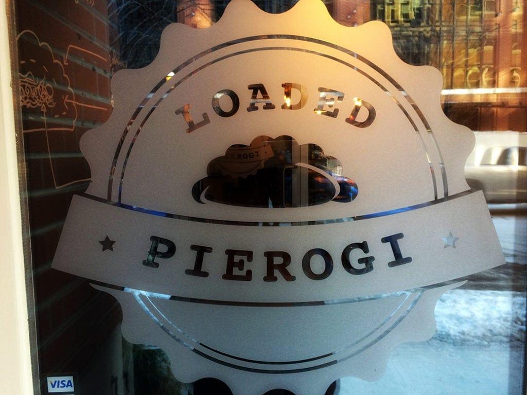 Loaded Pierogie