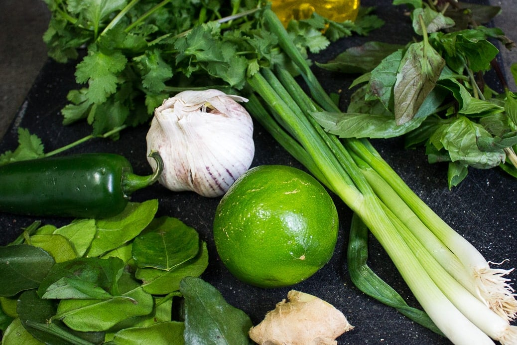 Green Curry Paste. Use this fresh, vibrant curry paste in soups, pastas, stir fries and curries. Worth the extra step.