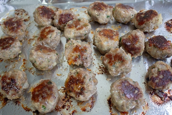Great Italian Meatballs