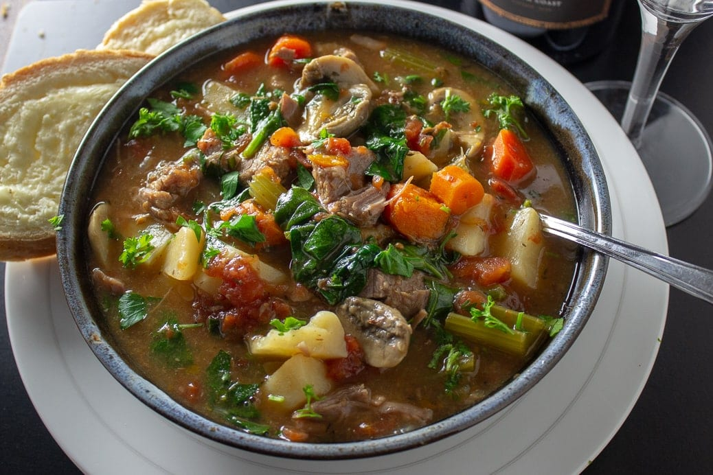 Instant Pot Veal Stew