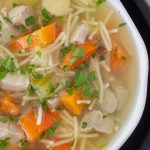 turkey soup in bowl pp2