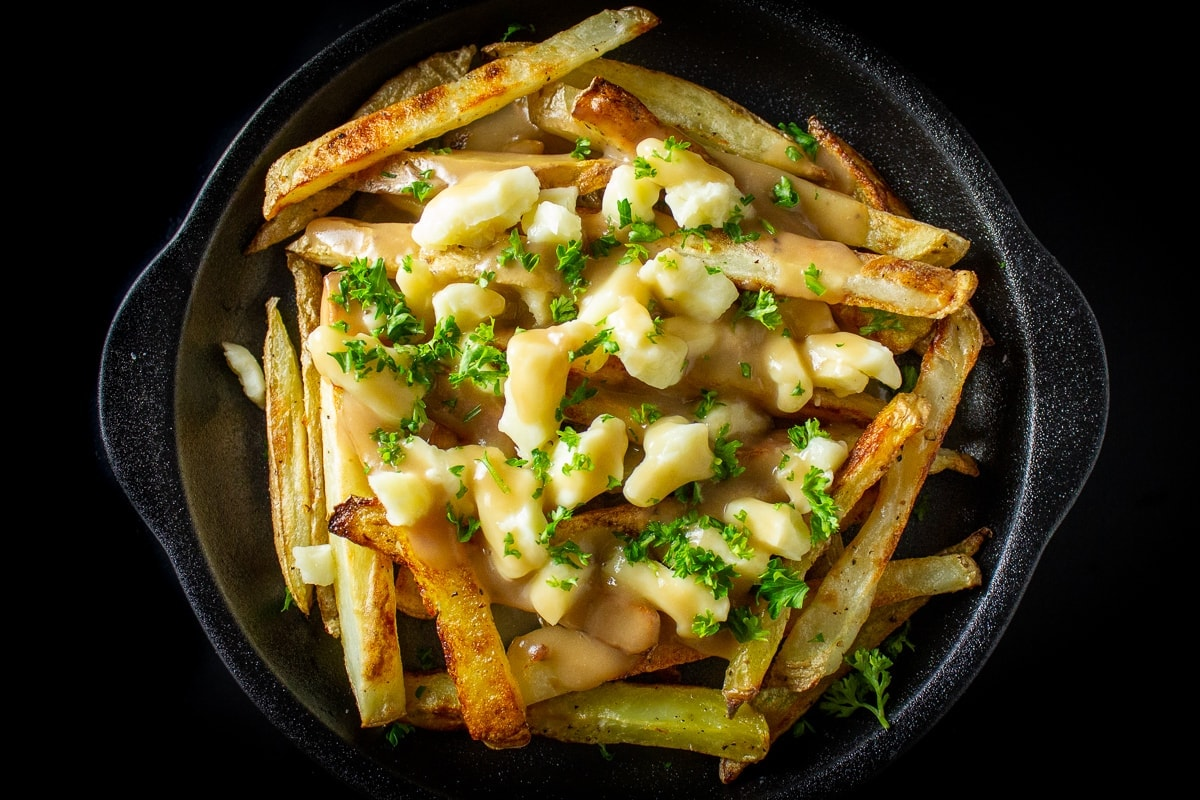 Homemade Poutine (a Canadian Classic)