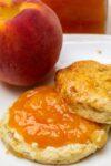 peach jam on scone p5