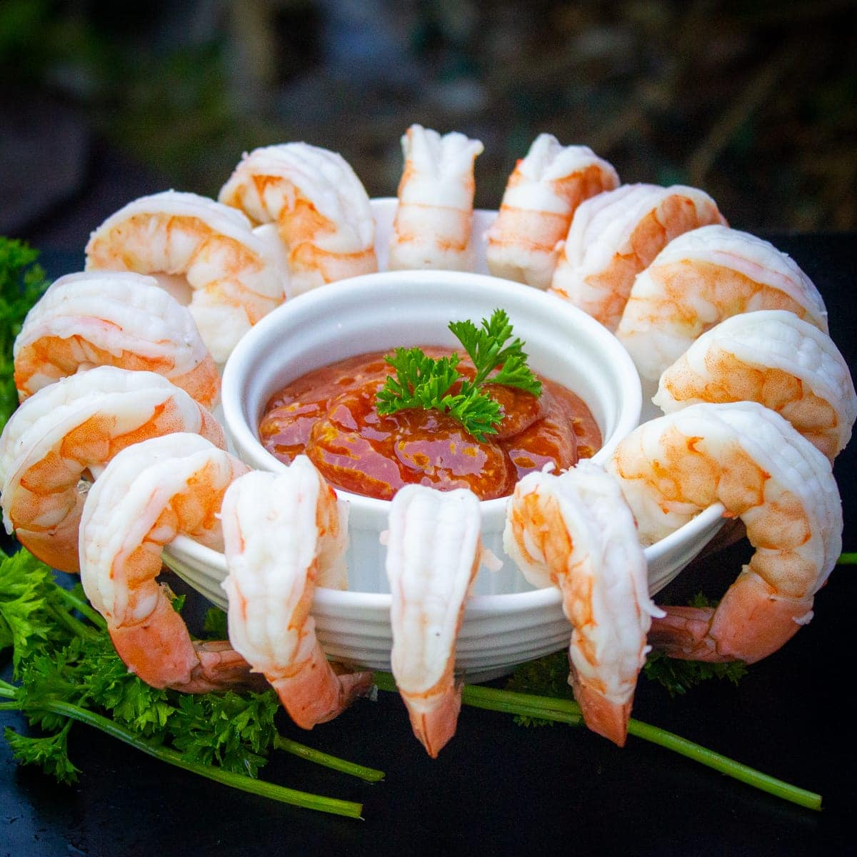 Shrimp Cocktail Recipe (with homemade cocktail sauce)